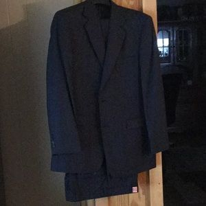 Navy Blue STAFFORD Executive jacket and pants